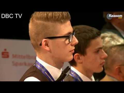 Thomas Nockemann und Blondeel-Brüder für EM nominiert