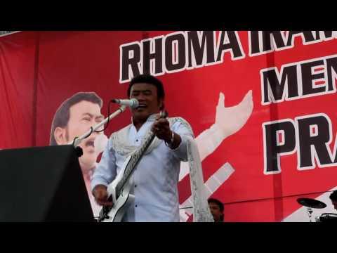 RHOMA IRAMA; Lagu hak asasi