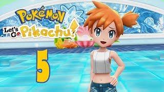 DZIEWCZYNY NA BASENIE! [#5] Pokemon: Let's GO Pikachu!