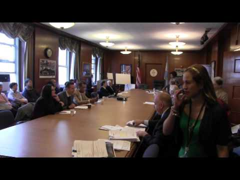 20160331 QUEENS BOROUGH PRESIDENT LAND USE HEARING