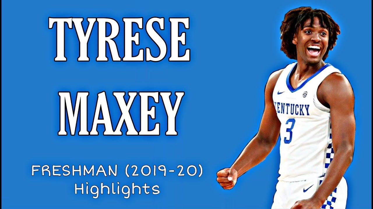 Tyrese Maxey - Freshman Highlights ...