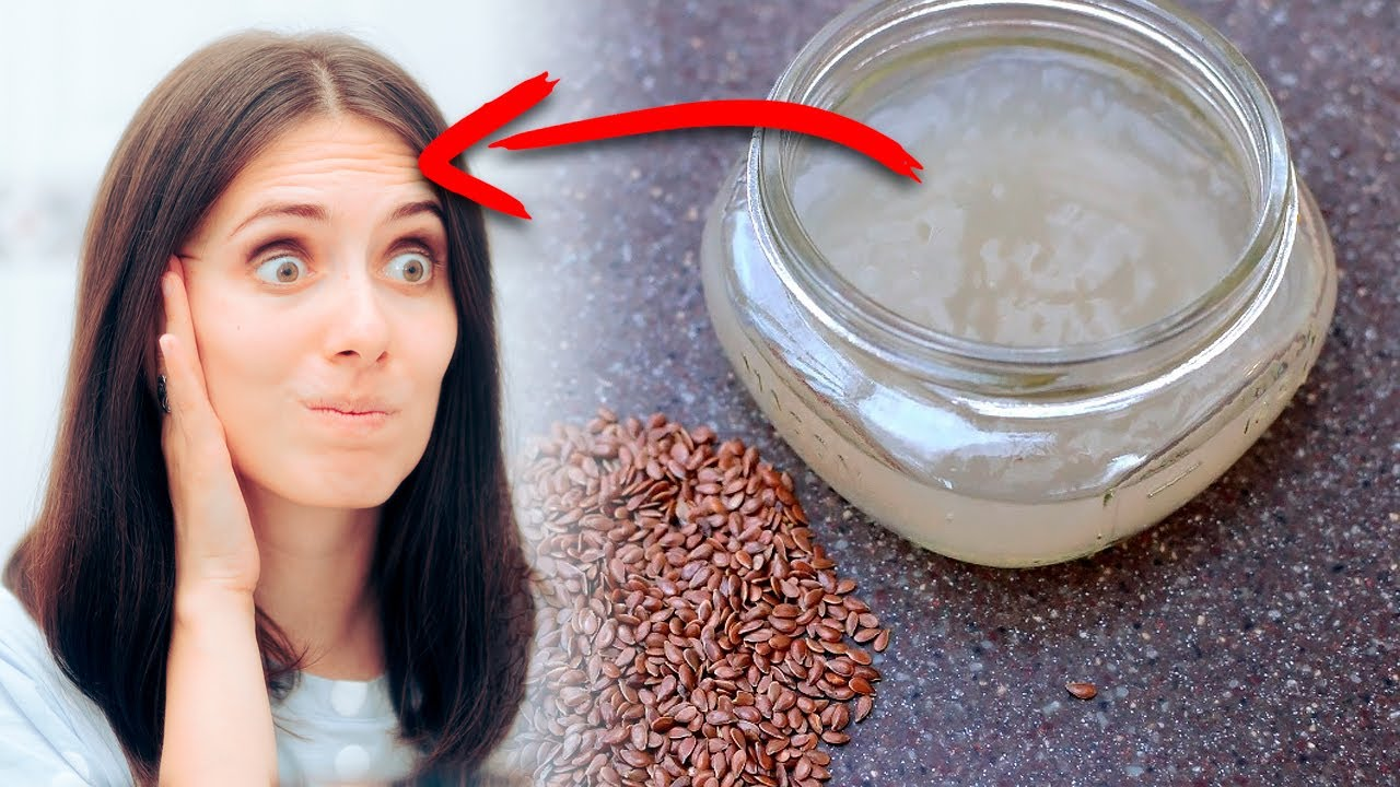 Say Goodbye to Wrinkles With This Flaxseed Gel Recipe