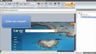 ZennoPoster tutorial: How to scrape links from www.bing.com