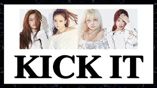 [THAISUB] BLACKPINK - Kick It #เล่นสีซับ