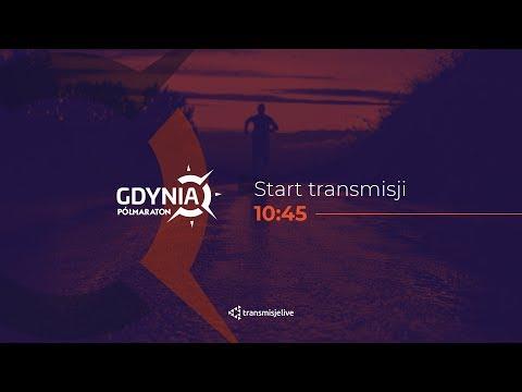 Gdynia Półmaraton 2019 - transmisja na żywo