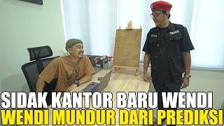 Download lagu SIDAK KANTOR BARU WENDI.. WENDI SEKALIGUS MENGUNDURKAN DIRI DARI PREDIKSI.. SIAPA YANG GANTIIN?