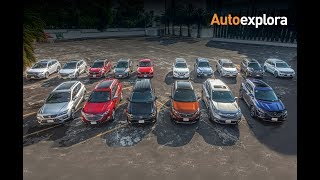 ¡Analizamos TODOS los SUV medianos del Mercado Mexicano!
