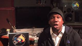 Studio Session with KRS-One, Buckshot, and Immortal Technique