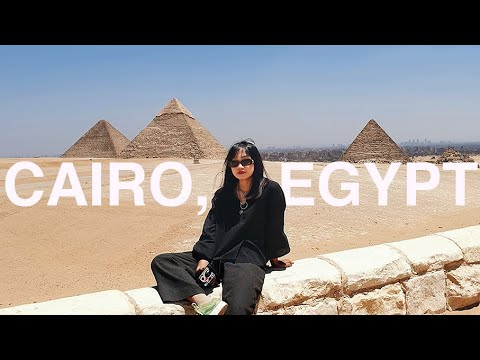 ONE DAY IN CAIRO