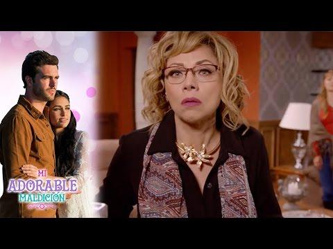 ¡Corina queda al descubierto!  Mi adorable maldición - Televisa