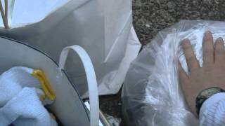 Decontamination during recess oyabe shogakkou 大矢部 小学校 6・14・2012 part 2