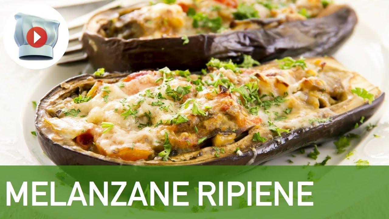 melanzane ripiene al forno - youtube - Come Cucinare Le Melanzane Ripiene