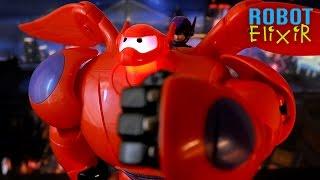 Кращий Baymax іграшка! - Великий Герой 6 Дісней Делюкс Літаючий Беймакс