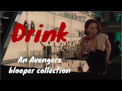 The Avengers - Drink (Lil Jon feat. Lmfao) - A Blooper Compilation
