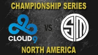 C9 vs TSM - 2014 NA LCS Summer W1D1