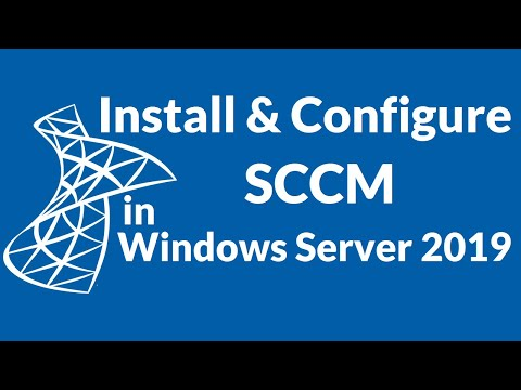 How To Install SCCM & Endpoint Protection In Windows Server 2019 (Step By Step)