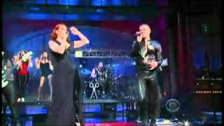 Scissor Sisters - Running Out (Live on Letterman)