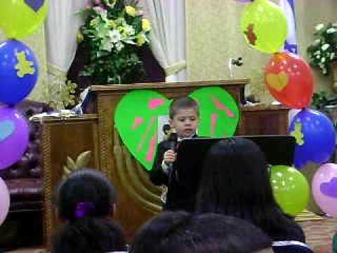jimmy membreno jr predicador de 5 años