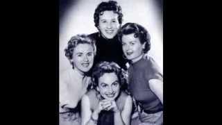 Das Sunshine-Quartett und das Orchester Hans Carste - Vaya Con Dios - das Perlenfischerlied