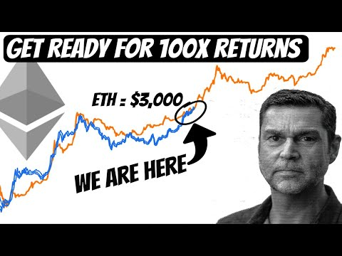 Raoul Pal - 2021 Ethereum = 2016 Bitcoin | ETH is Going to the Moon!