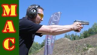 AREX Rex Zero 1S Pistol - Slovenian Factory Tour!
