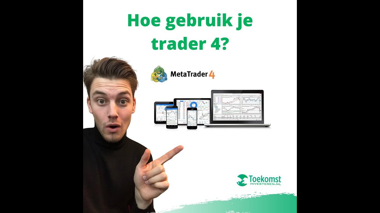 Hoe gebruik je trader 4 Metatrader 4