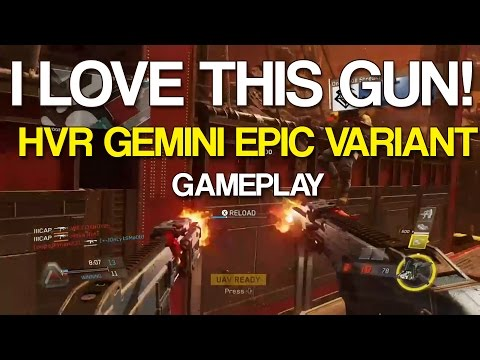 I LOVE THIS GUN!! - Infinite Warfare - HVR Gemini - Epic Varient