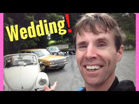 Classic Cars a Castle and a Wedding - Stavros969 4K