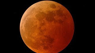 Watch the NASA stream of the once-in-a-century blood moon lunar eclipse