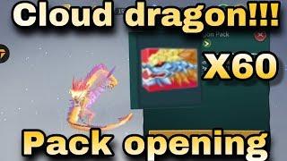 CLOUD DRAGON PACK x60 || PACK OPENING || UTOPIA ORIGINS