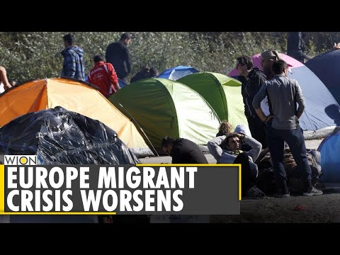 Europe-bound migrants are been bottlenecked in Bosnia | World News | WION