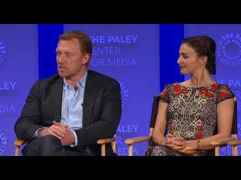 Caterina Scorsone and Kevin McKidd in Conversation at PALEYFEST 2017