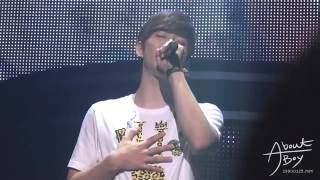 FANCAM JUNHO 1st Solo Tour キミの声   Like A Star