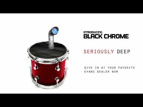 Introducing Evans Black Chrome - Seriously Deep
