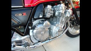 How to Restore Motorcycles and Classic Muscle Cars Honda CBX, CB750, CB1100F CB900F 69 Camaro Z28
