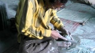 Serrv Double Carved Elephant Work (india)