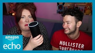 Video ALEXA IS A C*NT (Amazon Echo) | with LOREN download MP3, 3GP, MP4, WEBM, AVI, FLV Agustus 2018