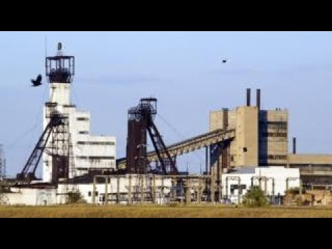 Kazakhstan coal miners carry out strike underground