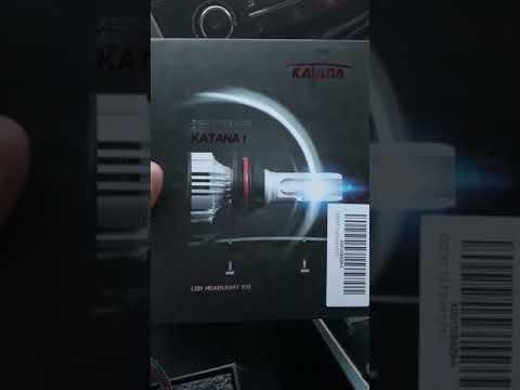 KATANA H11 LED Headlight Bulb Replacement Single