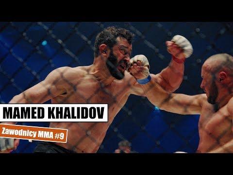Mamed KHALIDOV - Legenda Polskiego MMA? [Zawodnicy MMA #9]