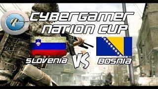 [promod] Slovenia vs Bosnia Cybergamer Nations Cup (mp_citystreets,Bo3)(2/2)