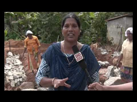 Ground Report Kerala-  Beena Paul-All Woman Construction Team