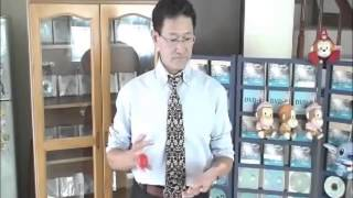 Necktie Miracle by Johnny Wong - magicwarehouse.com