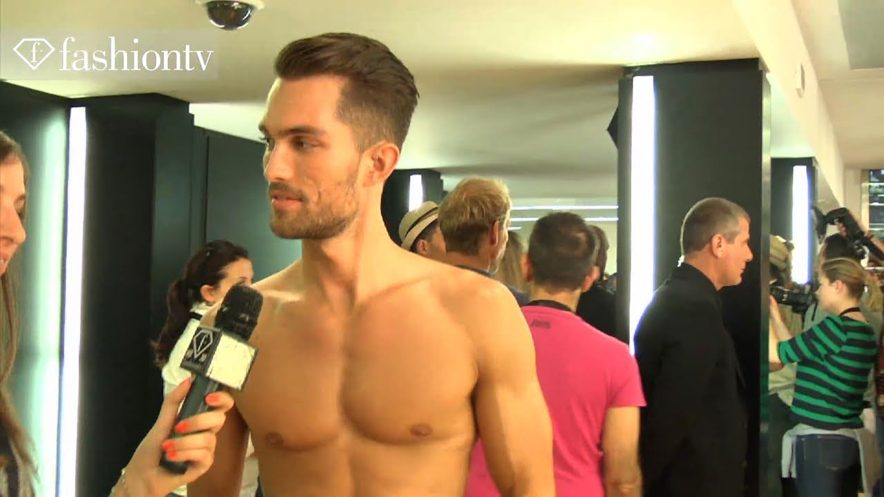 ee9d15097e9ccf D&G Backstage ft Pat McGrath - Milan Men's Fashion Week Spring 2012 |  FashionTV - FTV.com - YouTube