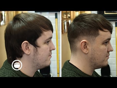 From Emo to Awesome   Haircut Transformation