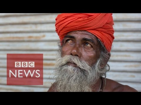 Humans of New York photographer Brandon Stanton goes global - BBC News