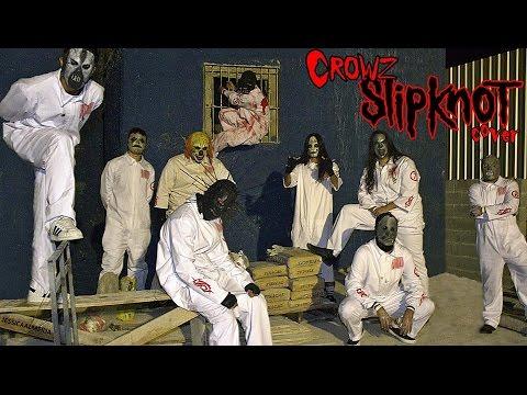 Crowz Slipknot  ~ Left Behind