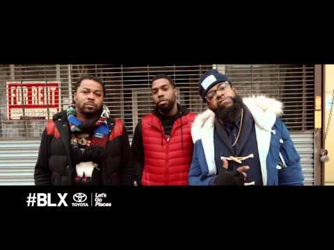 Just Blaze Takes Us To His Hometown Of Paterson, New Jersey #BLX