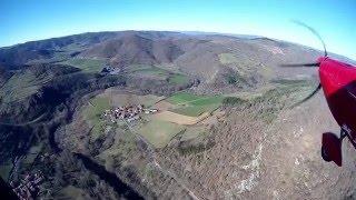 Val d'Allier entre Langeac et Brioude