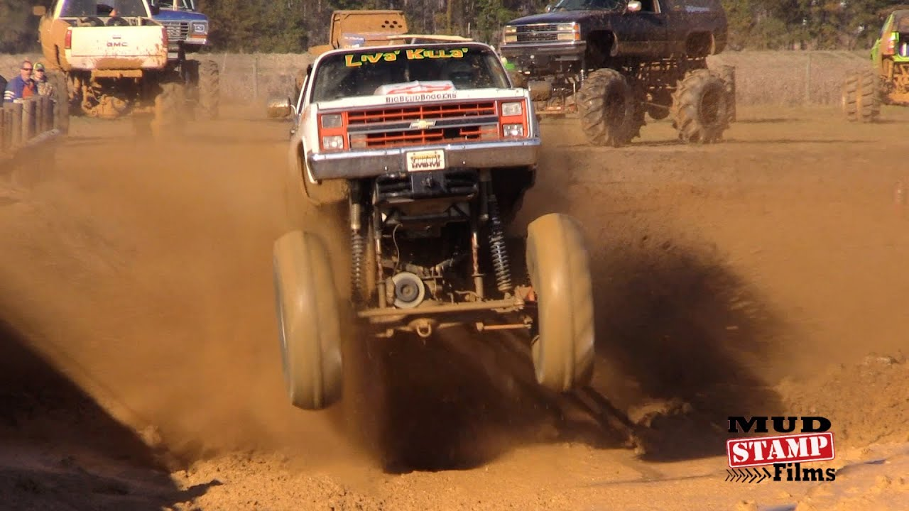 MEGA TRUCK HILL N HOLE - Throttle King Finales